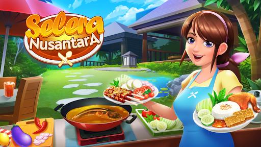 Selera Nusantara : Asian Restaurant Cooking Games 0.1.8.1 screenshots 1