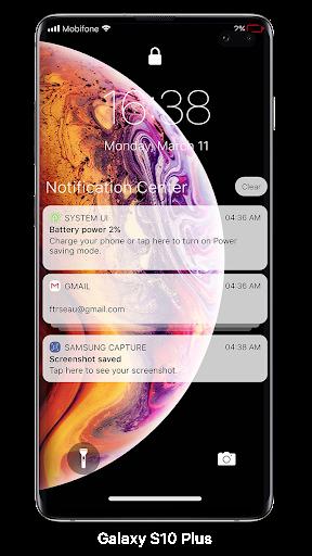 Lock Screen & Notifications iOS 14 1.5.0 screenshots 8