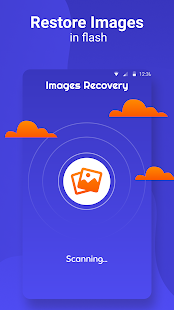 Recover deleted photos, Photo backup