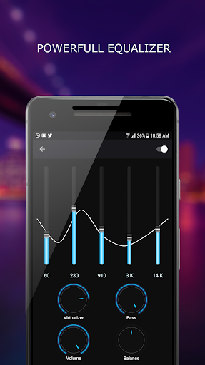 MP3 Player 3.7.0 Screenshots 2
