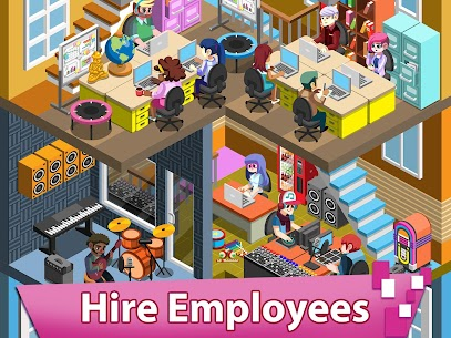 Video Game Tycoon – Idle Clicker & Tap Inc Game 2
