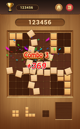 Wood Block Sudoku Game -Classic Free Brain Puzzle 0.6.6 screenshots 12