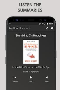 Any Book Summary Mod Apk (Subscription Feature Unlock) 5