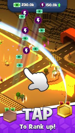 lazy sweet tycoon - premium idle strategy clicker screenshot 1