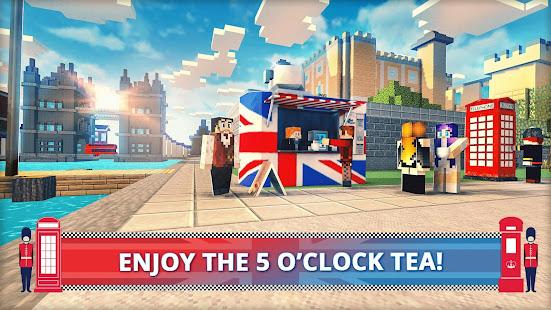 London Craft: Blocky Building Games 3D 2018 1.4-minApi19 Screenshots 5