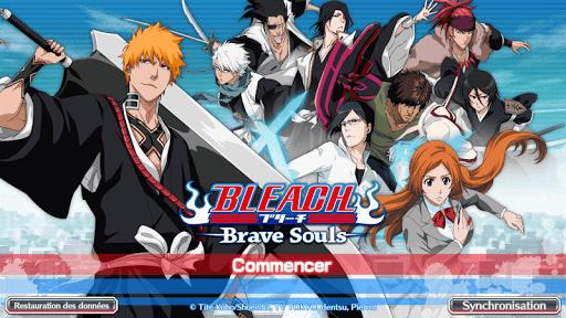 Télécharger Gratuit Bleach: Brave Souls jeu tiré de l'animé TV de Jump APK MOD (Astuce) screenshots 1