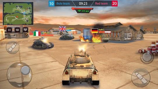 Furious Tank: War of Worlds 1