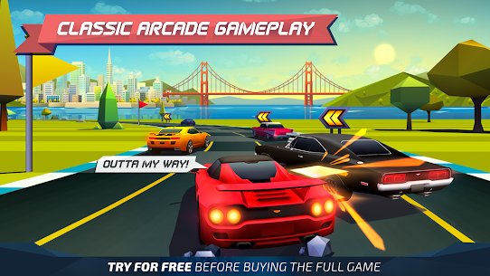 Horizon Chase – Thrilling Arcade MOD APK 1.9.29 (Unlimited Money, Unlocked) 14