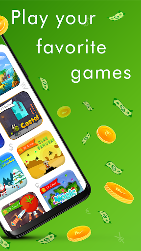 Real Cash Games : Win Big Prizes and Recharges screenshots 11