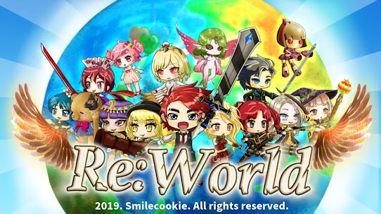 REWORLD : Idle RPG MOD (Free Upgrades) 4