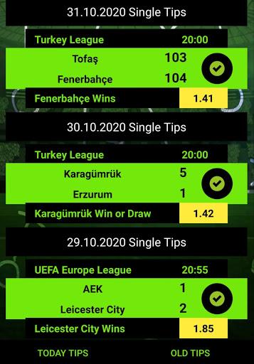 Multi Betting Tips  Screenshots 5