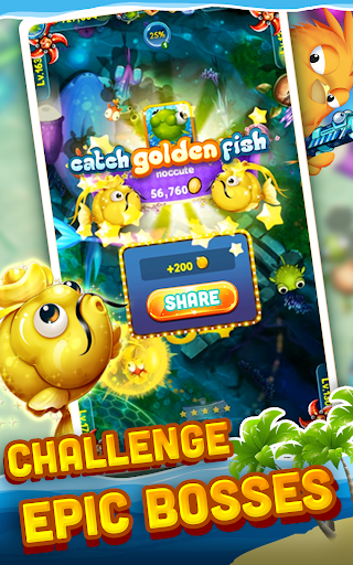 iFish ZingPlay - Fish Shooter  screenshots 2