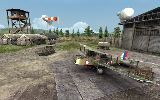 Warplanes: WW1 Sky Aces 1.3.2 screenshots 11