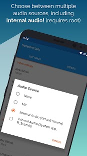 ScreenCam Screen Recorder Screenshot