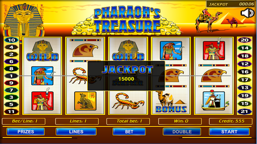 Pharaoh's Treasure 1.07 screenshots 7