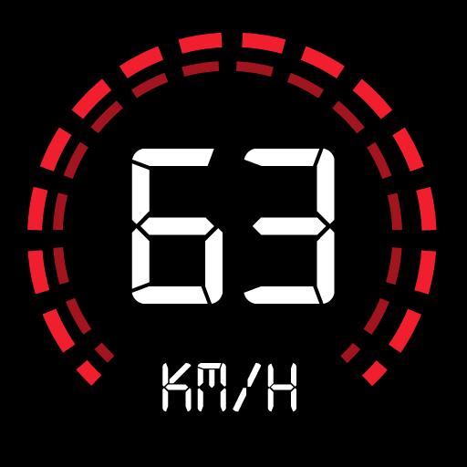 Speedometer - GPS, Umbali wa mita, HUD