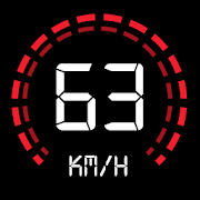 Speedometer : GPS Speed Tracker, Distance Meter,