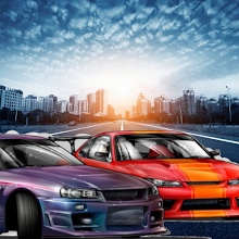 Drift Driver: car drifting games in the city APK