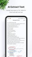 screenshot of ScannerHD - Scanner to scan PDF