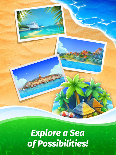 The Love Boat: Puzzle Cruise u2013 Your Match 3 Crush! screenshots 13