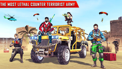 Real Commando Counter Terrorist-FPS Shooting Games 1.8 Screenshots 7