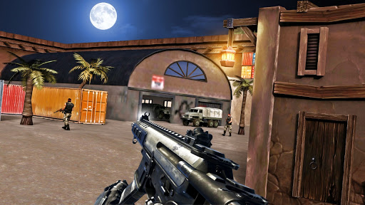 FPS Crossfire Ops Critical Mission: Shooting Games  screenshots 7
