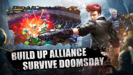 Doomsday of Dead MOD APK (ONE HIT) Download Latest Version 2