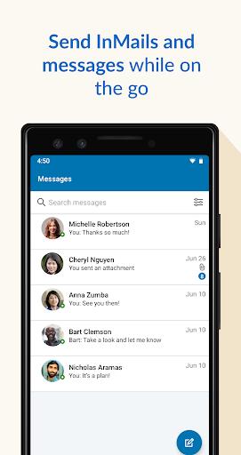 LinkedIn Sales Navigator screenshots 3
