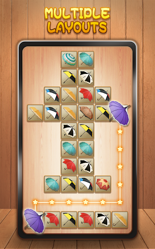Tile Connect - Free Tile Puzzle & Match Brain Game 1.5.0 screenshots 14