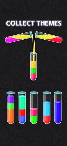 Color Water Sort Puzzle: Liquid Sort It 3D  screenshots 1