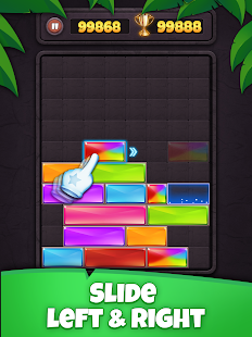 Sliding Block Puzzle: Jewel Blast