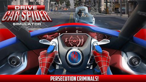 drive car spider simulator screenshot 3
