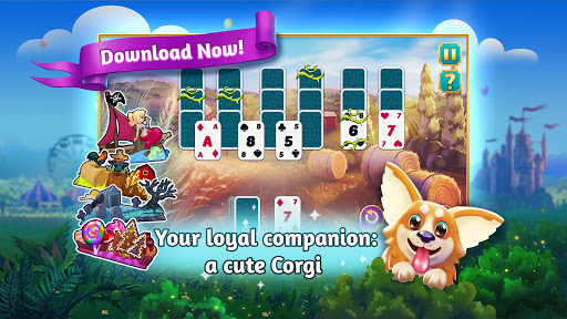 Solitaire Family World  screenshots 3