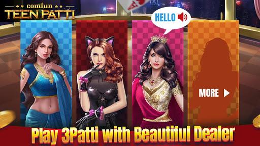 Teen Patti Comfun-Indian 3 Patti  Card Game Online 6.4.20210112 screenshots 6