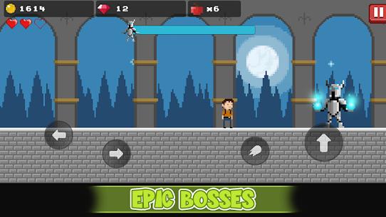 Super Boy Adventure | Eurics Saga | Platform Game Hack & Cheats Online 4