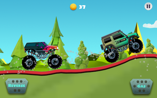 Truck Racing for kids  screenshots 11