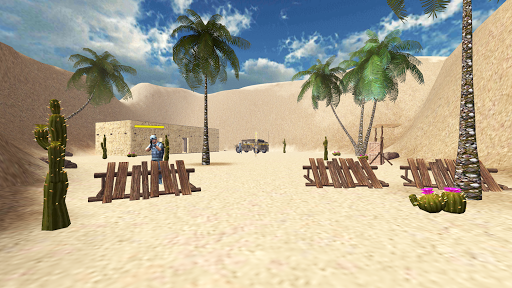 Desert Hawks: Soldier War Game Apkfinish screenshots 4