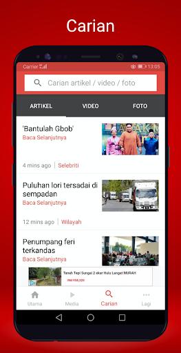 Berita Harian Mobile 2.8.3 screenshots 4
