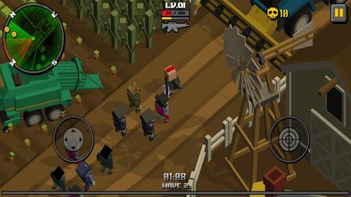 Pixel Zombie Frontier modavailable screenshots 1