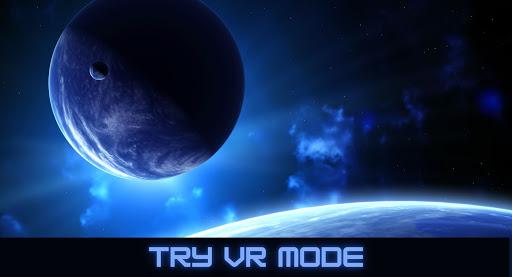 VR Space Spaceship Virtual Reality Roller Coaster  screenshots 3