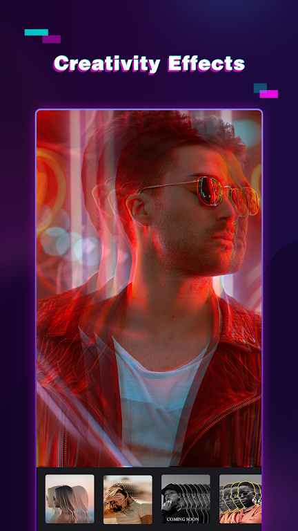 Cap Cut-Photo Video Editor with Beat Music- Vidos  poster 6
