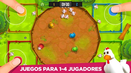 Stickman Party: 1 2 3 4 Παιχνίδια παικτών Δωρεάν Στιγμιότυπο οθόνης