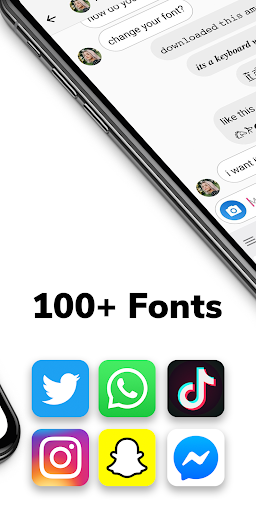 u2654Fonts: Fonts and Typeface for Instagram, Whatsapp  Screenshots 3