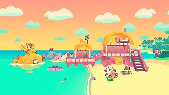 Kiki's Vacation Mod Apk 1.10.0 (Unlimited Shells) 3