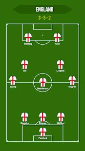 Football Squad Builder - Strategy, Tactic, Lineup 2.6.7 Screenshots 8