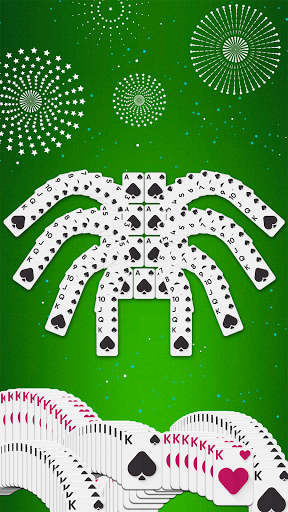 Spider Solitaire  screenshots 15