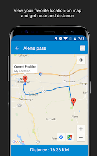Save Location GPS Premium Apk 7.0 (Mod/Paid Features Unlocked) 10
