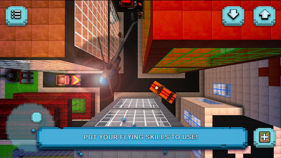 Helicopter Craft: Flying & Crafting Game 2020 screenshots 3