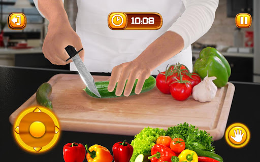 Virtual Chef Cooking Game 3D: Super Chef Kitchen 2.4.3 screenshots 11