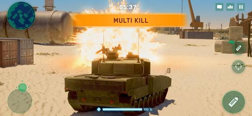 War Machines: Tank Battle - Army & Military Games  screenshots 18